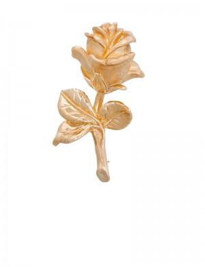 16.90 gram 18K Italian Gold Brooch