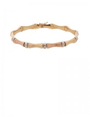 12.50 gram 18K Italian Gold Bracelet