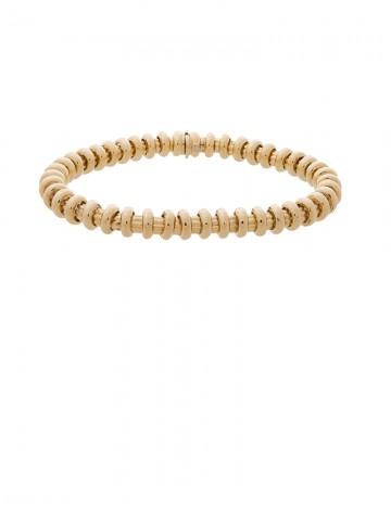25 50 Gram 18k Italian Gold Bracelet