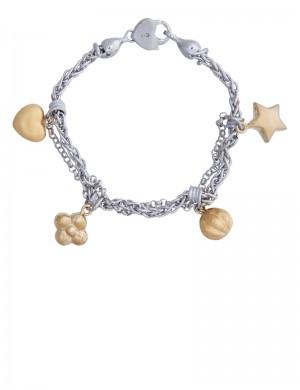 15.35 gram 18K Italian Gold Bracelet