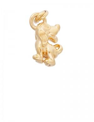 4.45 gram 18K Italian Gold Pendant