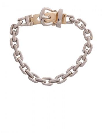 17.14 gram 18K Italian Gold Bracelet