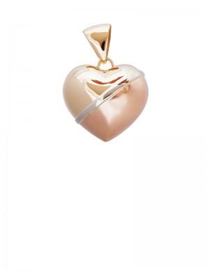 8.60 gram 18K Italian Gold Pendant