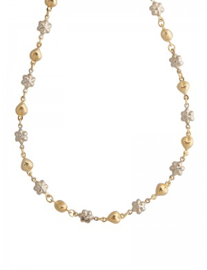 14.81 Gram 18K Italian Gold Necklace
