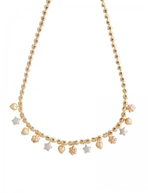 13.77 gram 18K Italian Gold Necklace