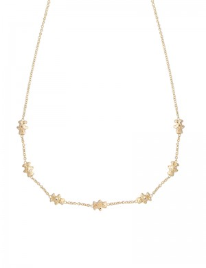 4.70 gram 18K Italian Gold Necklace